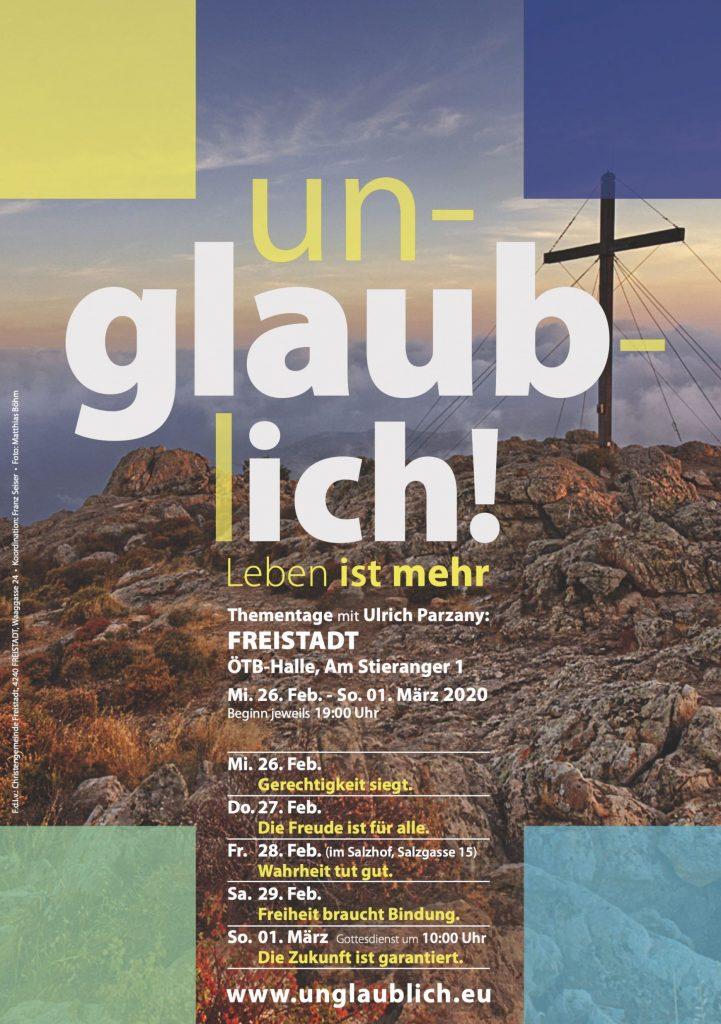 Unglaublich Freistadt